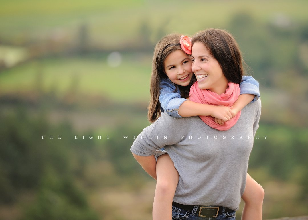 mother and daughter photography, Victoria BC photographers